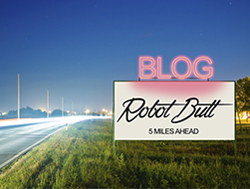 Robot Butt Corporate Blog