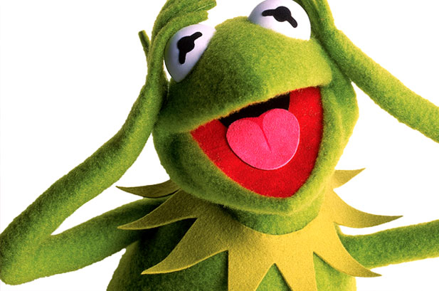 Kermit Happy