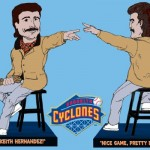 The Robot Butt Link-Sharing Protocol, Version 2.0: The Brooklyn Cyclones are Saluting 'Seinfeld'