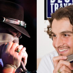 Harmonica Player Dreams of Meeting John Popper