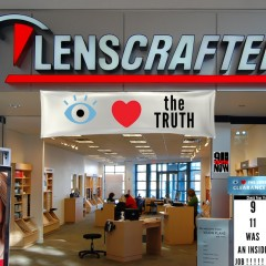 LensCrafters Announces 9/11 Truthers Sale