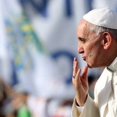 A Tribute to Pope Francis