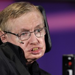 Proof That Stephen Hawking Has Seen the 'Terminator' Movies