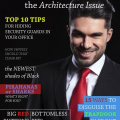 Villain Quarterly – The Architecture Issue