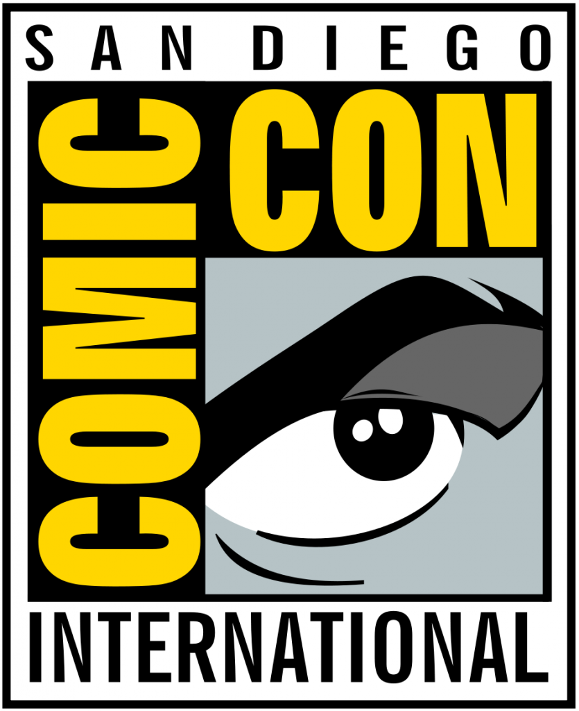 Comic Con Logo Secondary