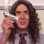 Watch This: Weird Al Professing His Love for 'Foil'