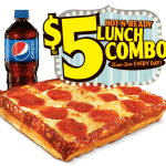 Little Caesars' $5 Lunch Combo Tests the Limits of Human Endurance
