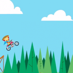 Pizza Knievel Jumps…Bigfoot?!