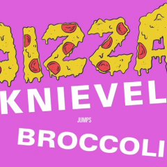 Pizza Knievel Takes On Broccoli
