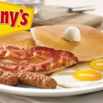 Finally, You Can Easily Spend $300 at Denny's