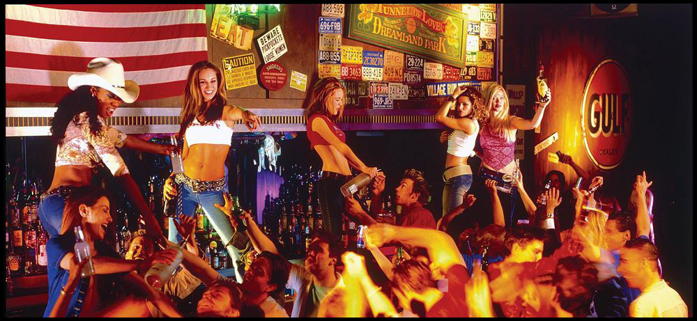 Coyote Ugly Banner