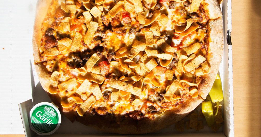 Fritos Pizza