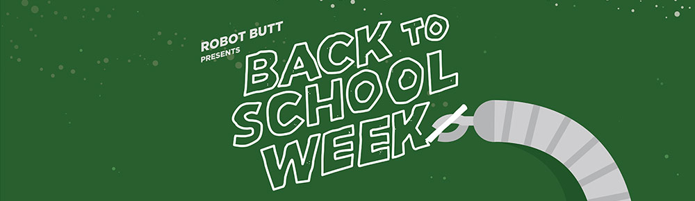 Back to School Week