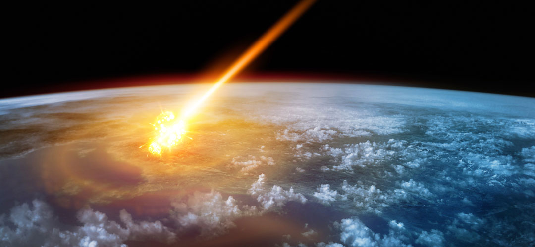 A meteor strike that could have been easily avoided