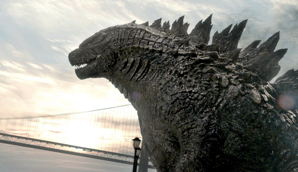 Godzilla of New York
