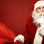 Santa Claus Still a Man With Needs