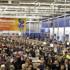 "Walmart's ""Bigger & Blacker Black Friday"" Comes to Merciful End"