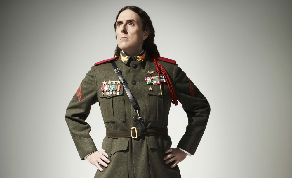 Weird Al Mandatory Fun Photo