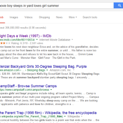 Desperate Man Makes Hail Mary Google Search