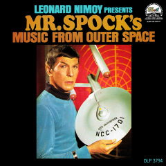 Things You Should Know About: Leonard Nimoy Sings!