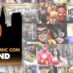 Adventures at the 2015 Wizard World Comic Con in Cleveland