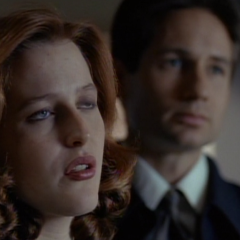 X-FILES GOOD. X-FILES VERY GOOD.