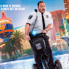 Humanity Proves Its Not Meant to Survive as 'Paul Blart: Mall Cop 2' Makes $24 Million