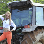 Tractor Does Not Think Country Girl is Sexy