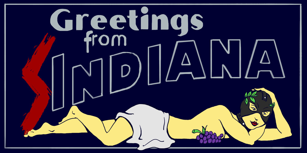 Greetings From Sindiana