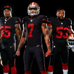 The Hot Diarrhea Tour Continues as the San Francisco 49ers Unveil an Alternate Jersey