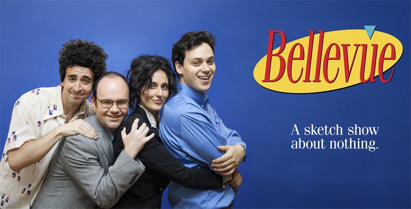 Bellevue Upright Citizens Brigade Seinfeld