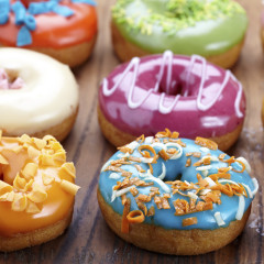 100 Words Or Less: On National Donut Day
