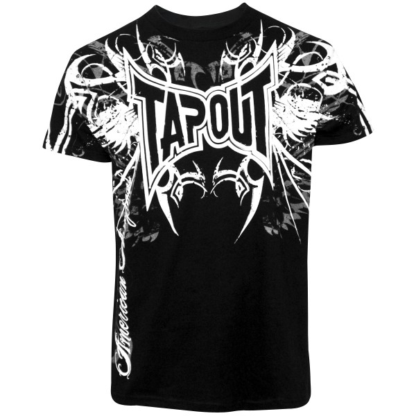 Like how you always avoid the guy in the Tapout shirt at parties