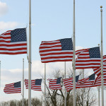 U.S. Flag Now at Perpetual Half-Staff