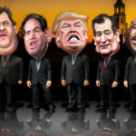 10 Thoughts I Had During the First GOP Presidential Debate