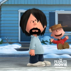 Wow! Charles Manson is Going to Be in the New Peanuts Movie!