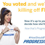 Progressive to Kill Mascot Flo With Sponsored #HowShouldFloDie Campaign