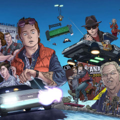 A Look at 'Back to the Future: Untold Tales and Alternate Timelines' #2