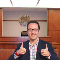Jared Fogle Pleased Sentence Under 18 Years
