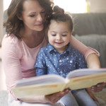 This Mom is Reading to Her Daughter. What She Does Next Will Make You Puke Out Your Insides