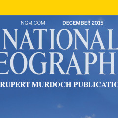 Sneak Peek: The First Issue of Rupert Murdoch's National Geographic