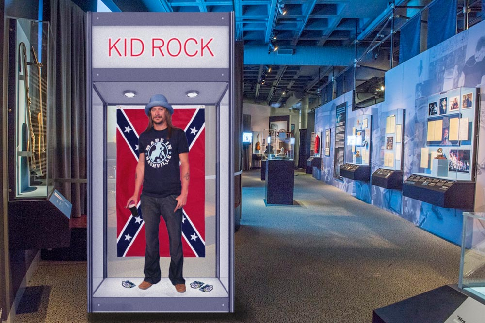 Rock Hall Kid Rock
