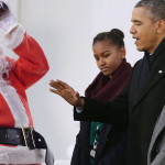 White House Pardons Mall Santa in Annual Ceremony