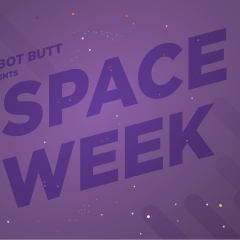 Welcome to Space Week!