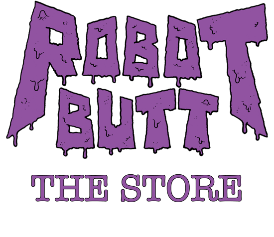 The Official Robot Butt Store