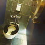 Automatic Toilet Soaks 500,000th Victim