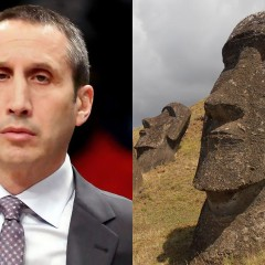 David Blatt Returning to Easter Island to Lead Moai Statues