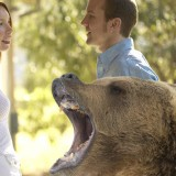 Man Buys Girlfriend Actual Bear for Valentine's Day
