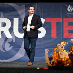 Fired Ted Cruz Staffer Dragged to Hell By Screaming Souls