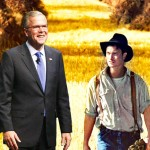 Jeb Bush Asks George to Tell Him About Them Rabbits